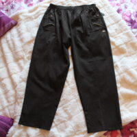 pantalon brun foncé