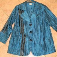 veste blazer bleu