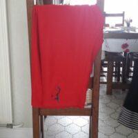 Pantalon rouge 1