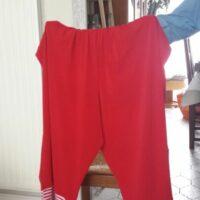 Pantalon rouge 2