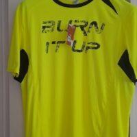 T-shirt running oxilane 3 xl